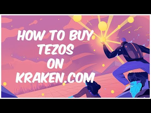 How to Buy Tezos on Kraken