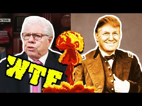 WTF: CNN's Bernstein Says America on Verge of a Civil War