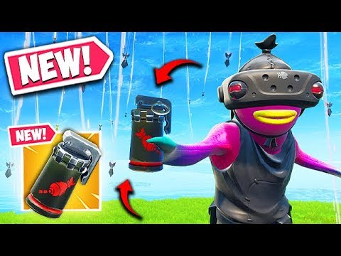 *NEW* AIR STRIKE ITEM IS INSANE! – Fortnite Funny Fails and WTF Moments! #613