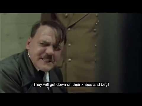 Hitler sells his Tezos!