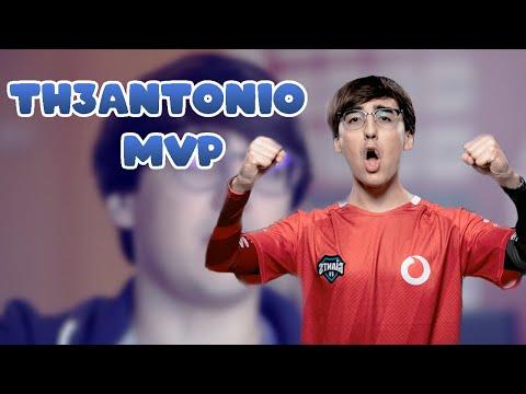ANTONIO ES EL MVP DE LA PARTIDA!! | VODAFONE GIANTS VS ORIGEN BCN | RESUMEN SUPERLIGA ORANGE