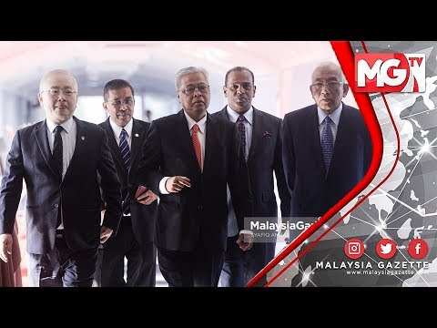 TERKINI : Saya Tak Ada Mesyuarat!!! Lantikan Najib Satu Pembaharuan – Ismail Sabri