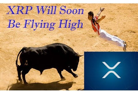 XRP King of Coins: Do We Rocket To The Moon After This Shake Out? Strap In People!