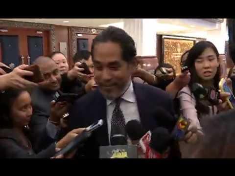 KJ tak terima kenyataan, Nazri ada hubungan dengan Anwar dan DAP – Lokman