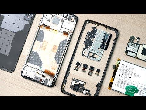 「爱·拆」iQOO Neo拆解:对比去年的845手机做工有差距么?Teardown
