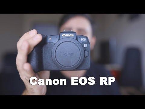 Canon EOS RP – Review