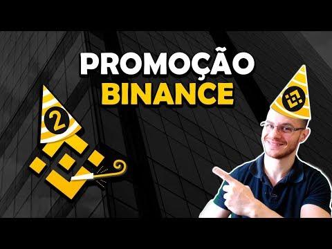 🛑 Binance comemora aniversário sorteando criptomoedas Binance Coin (BNB) totalmente grátis!