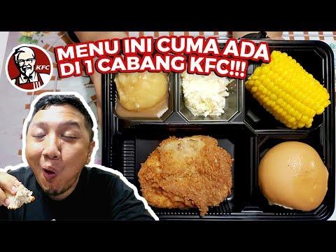 KFC PUNYA MENU RAHASIA. CUMA ADA DI 1 STORE DI SELURUH INDONESIA