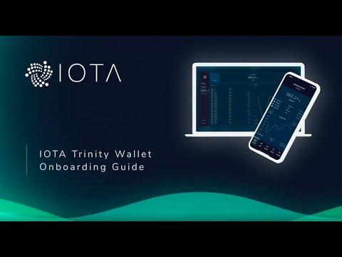 Trinity Wallet Onboarding