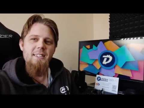 DigiByte Update – #12 – I can't multitask, AMA & Odocrypt update