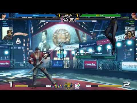 Neo Geo World Tour Season 2 Global Finals- KOF XIV Tournament