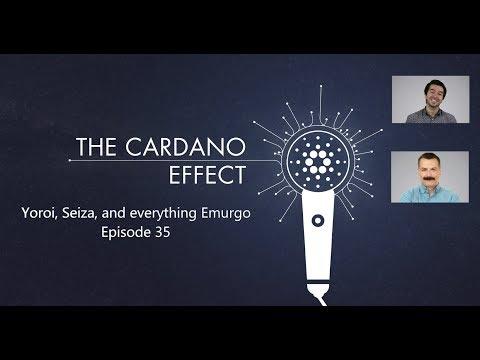 Yoroi, Seiza, Staking Simulator and Everything Emurgo Episode 35
