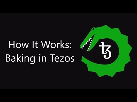 How It Works: Baking in Tezos