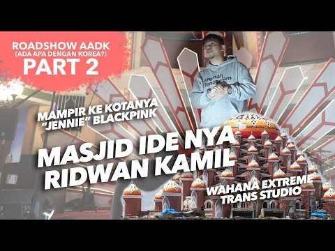 Roadshow AADK (Ada Apa Dengan Korea) Solo – Makassar   YukNgaji Untold