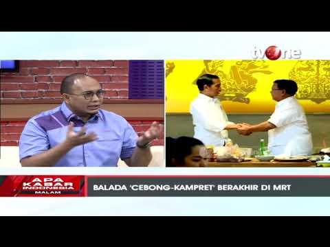 Andre Rosiade: Akan Ada Pertemuan Lanjutan Antara Jokowi dan Prabowo