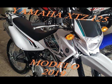 Yamaha XTZ 125 Modelo 2019 – Primeras Impresiones