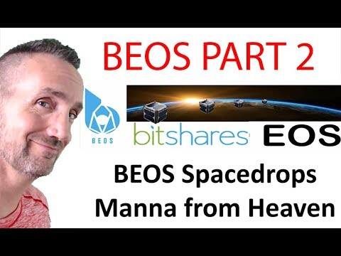 #BEOS Spacedrop, MANNA FROM HEAVEN! A Good #EOS & #BITSHARES Opportunity?