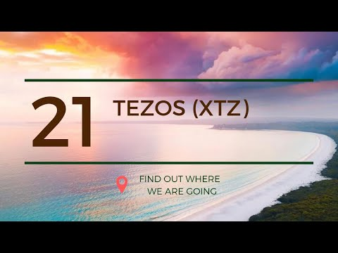 $1.17 Tezos XTZ Technical Analysis (9 July 2019)