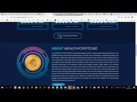 PENGUMUMAN GIVE AWAY 2,000 DOGECOIN & REVIEW WEALTHY CRYPTO & INFO LATEST SCAMM