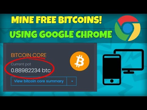 Earn Free 0.8 BTC Daily! | How to Mine Bitcoins for Free (2019)