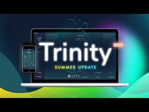 IOTA News : Announcing the IOTA Trinity Wallet On July 2019