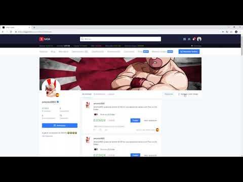 Cómo usar NAGA para conseguir más copiadores y seguidores