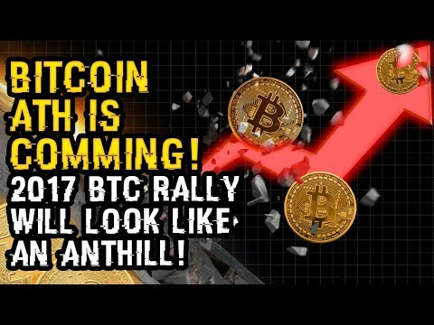 ATH COMING – 2017 BTC RALLY Will LOOK LIKE AN ANTHILL Compared To 2019 According To NEW MILLIONAIRES