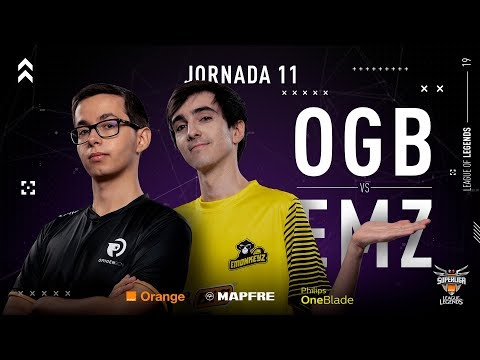 ORIGEN BCN VS EMONKEYZ CLUB | Superliga Orange League of Legends | Jornada 11 | 2019