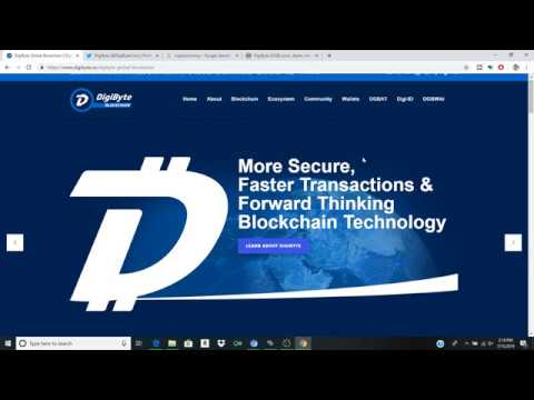 DigiByte Blockchain Currency 2.0 Will Change Everything On How Crypto and Finance Operates