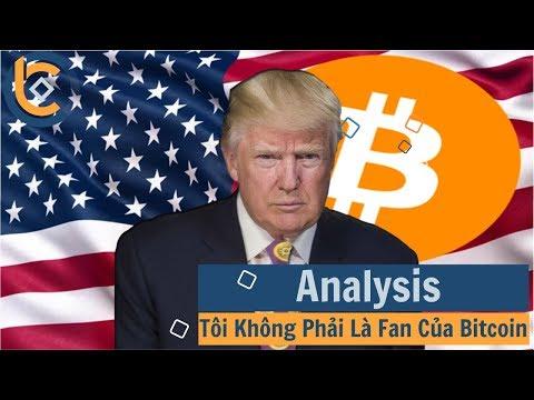 #389 – Donald Trump: Tôi Không Phải Là Fan Của Bitcoin  | Cryptocurrency | Tiền Kỹ Thuật Số