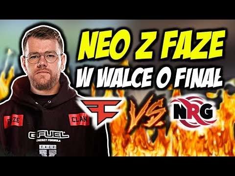 NEO Z FAZE W WALCE O FINAŁ BLAST-a!!! NIKO MONSTER, NEO FAIL – CSGO BEST MOMENTS