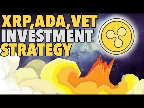 Ripple, VeChain, Cardano Crypto Exit Strategy – VET, ADA, XRP