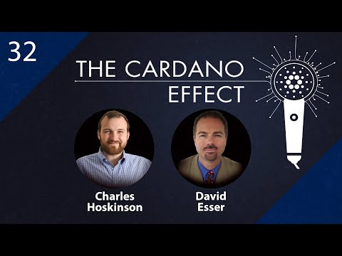 TCE 32 | New Cardano Roadmap with Charles Hoskinson and David Esser