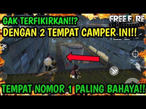 GAK ADA YANG TAU!! 2 TEMPAT CAMPER TERAMAN DI BERMUDA INI!!  || FREE FIRE INDONESIA