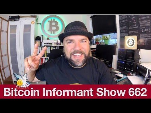 #662 Bitcoin Libra Pressekonferenz, ETH Skalierung mit Bitcoin Cash & Quasar Bitcoin SV