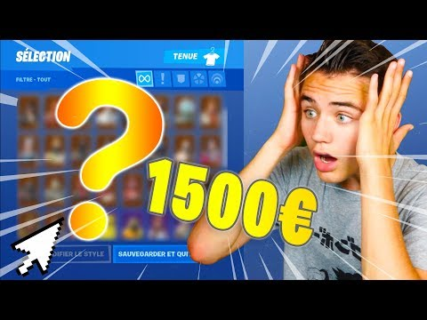 VOICI MON CASIER FORTNITE ET MES ITEMS RARES !!! – FORTNITE BATTLE ROYALE – Néo The One