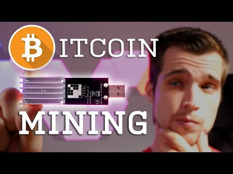 BITCOIN Mining in 2019 – ASIC USB Miner – Does it make Sense ?