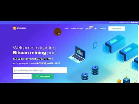 تحديثات موقع btconline الاخيره  Bitcoin Cloud Mining