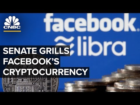 Facebook's David Marcus testifies before Senate on Libra cryptocurrency – 07/16/2019