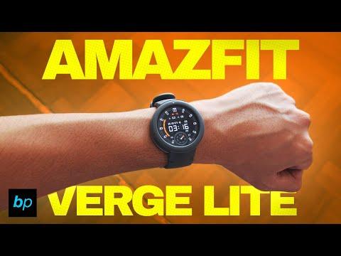 Smartwatch Keren AMAZFIT Verge Lite POWER OF YOUTH Unboxing & Review INDONESIA | Buka paket