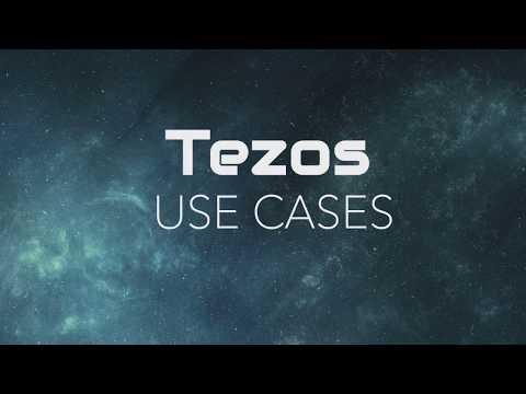 Tezos Southeast Asia – Tezos Use Cases