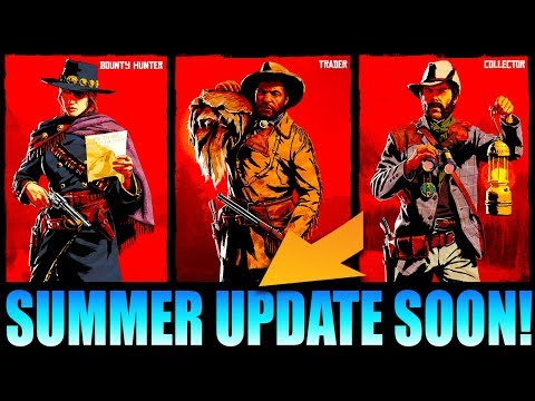 *SUMMER UPDATE* ON THE VERGE OF GREATNESS? POSSIBLE RELEASE DATES INSIDE – RED DEAD ONLINE UPDATE