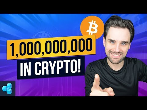 How I Moved 100,000,000 of Cryptocurrency…