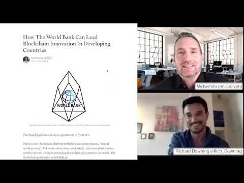 #EOS #Payment Adoption With Richard Downing – #Block.One #EOSIO Deep Dive