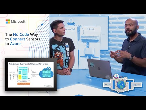 The No Code Way to Connect Sensors to Azure IoT