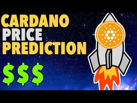 Cardano Long Term Price Prediction – ADA PRICE