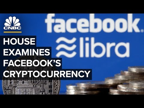 Facebook's David Marcus testifies on Libra cryptocurrency – 07/17/2019