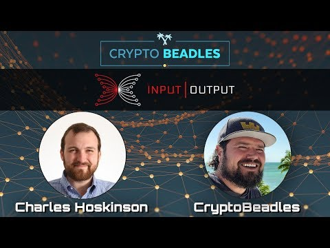 Run Honey Man Run! Awesome Chat with Charles Hoskinson ⎮ADA⎮ Cardano⎮IOHK⎮Explicit Language Warning⎮