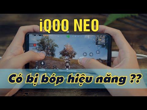 S845 trên iQOO Neo Antutu 300.000, Test Game PUBG và ARK: Survival Evolved
