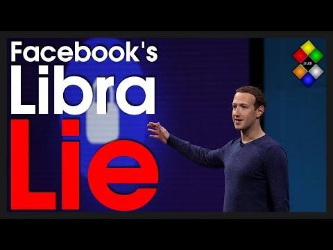 Libra – Zuckerberg's dangerous cryptocurrency lie